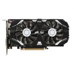 1050 MSI NVIDIA GTX1050Ti 4GT OC DP/HDMI/DVI/GDDR5/4GB Videokaarten