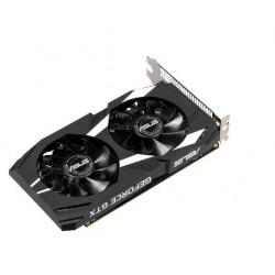 1650 Asus NVIDIA DUAL-GTX1650-O4G DP/HDMI/GDDR5/4GB Videokaarten