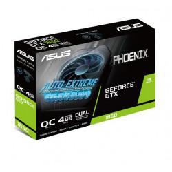 1650 ASUS Phoenix GTX OC 4GB/DP/HDMI/DVI/DDR6 Videokaarten