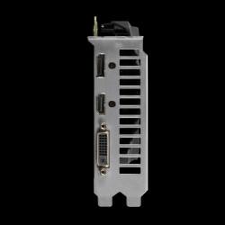 1650S Asus PH-O4G-OC DP/HDMI/GDDR6/4GB Videokaarten
