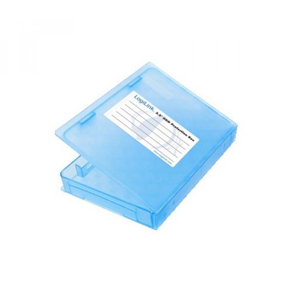 "1x2,5"" HDD Protection Box LogiLink Opslagbehuizingen"