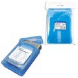 "1x3,5"" HDD Protection Box LogiLink Blauw Opslagbehuizingen"