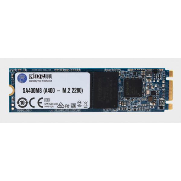 240GB M.2 SATA3 Kingston A400 TLC/500/350 Retail Solid-state drives