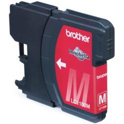 Brother LC-1100M Magenta 7,5ml (Origineel) Inktcartridges