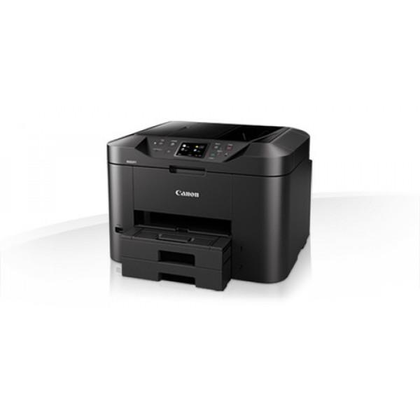 Canon MAXIFY MB2150 AIO / WLAN / FAX / Zwart Inkjetprinters