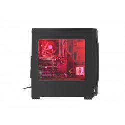 Computer Behuizing - Genesis TITAN 750 USB 3.0 - MIDI Tower - Rood