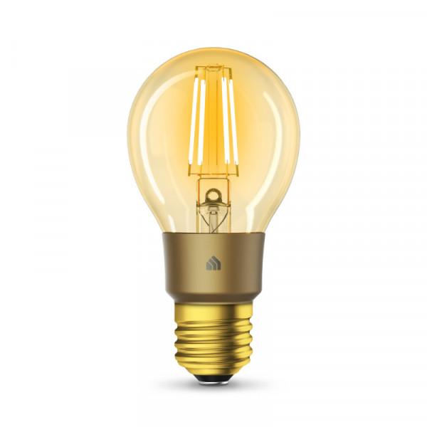 E27 TP-Link KL60 Smart Wi-Fi 7W/2000K/Dimbaar LED Verlichting