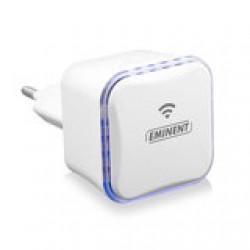 Eminent EM4594 Wi-Fi-signaalversterker Oplaadbare batterijen/accu's