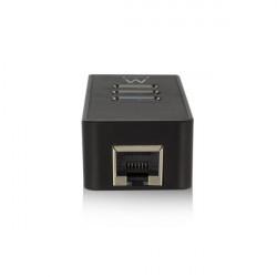 Ewent EW1140 USB 3.0 (3.1 Gen 1) Type-A 5000Mbit/s Zwart hub & concentrator Kabels en adapters