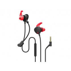 Gaming Earphones Genesis Oxygen 400 - zwart -stereo