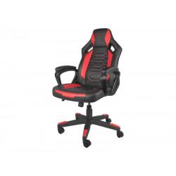 Gaming stoel Genesis Nitro 370 zwart-rood