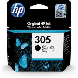 HP No.305 Zwart 2ml (Origineel)