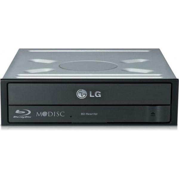 LG BH16NS55 SATA / Retail / Zwart Optische schijfstations