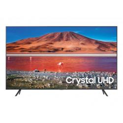 Samsung TV / 50inch / 4K Ultra HD / Smart / Black