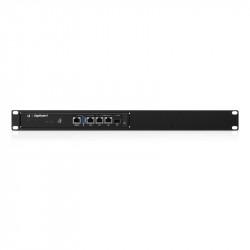 Ubiquiti Networks EdgeRouter 4 Ethernet LAN Zwart bedrade router Netwerk