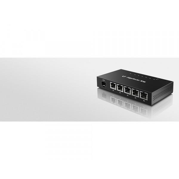 Ubiquiti EdgeRouter ER-X-SFP 5x RJ45 Gigabit+1x SFP Routers