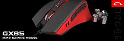 Geneis GX85 Gaming Mouse